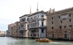 1st Prize Winner in international competition in Venice