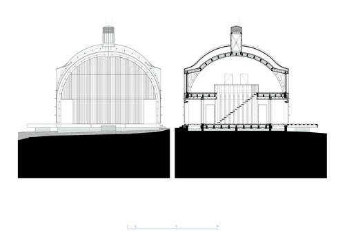 Belomorbase. Architectural drawings 31