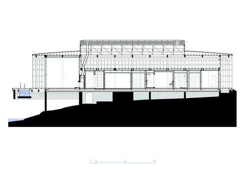 Belomorbase. Architectural drawings 11