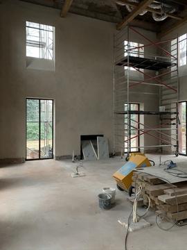 House M. Building process 01