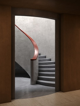 Front staircase 11