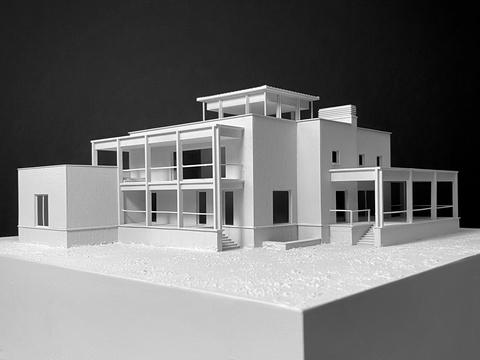 Реконструкция дома V. Макет 21