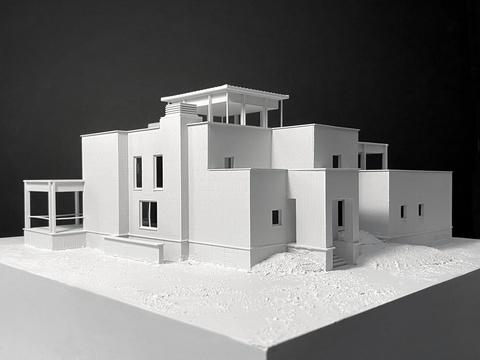 Реконструкция дома V. Макет 11