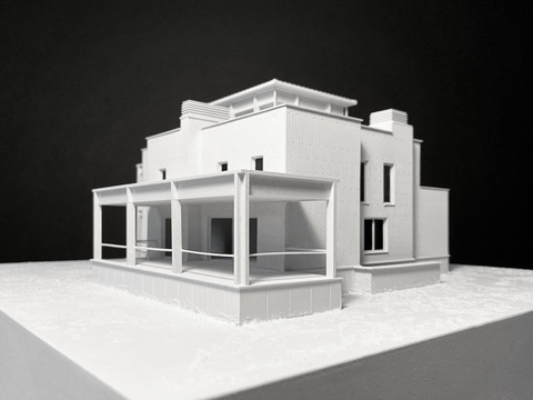 Реконструкция дома V. Макет 31
