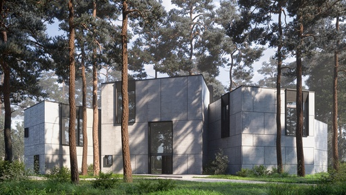 Private house in Jurmala 21