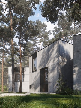 Private house in Jurmala 01