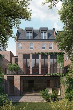 Private House in London 11