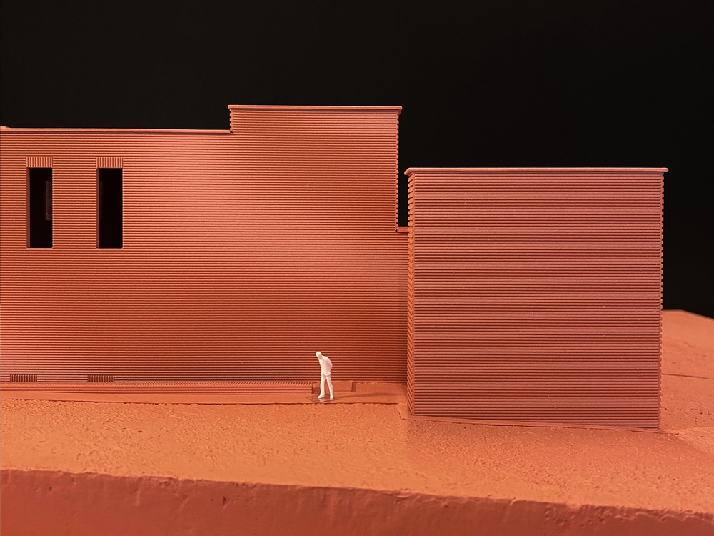 Private house. Model