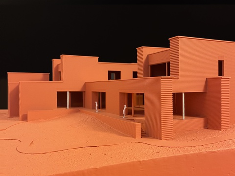 Private house. Model 21