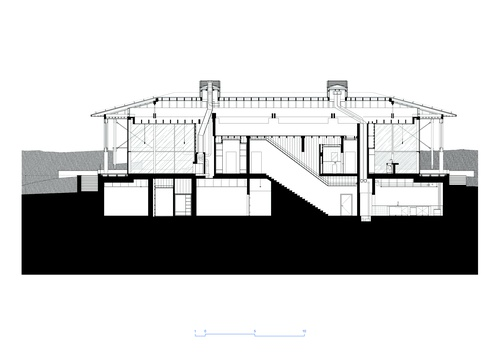 Volga House. Architectural drawings 11