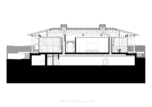 Volga House. Architectural drawings 01