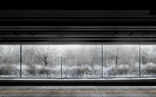 Metro Station 01