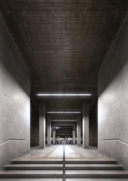 Metro Station 21