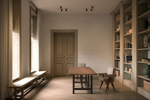 Apartment in Paris 21