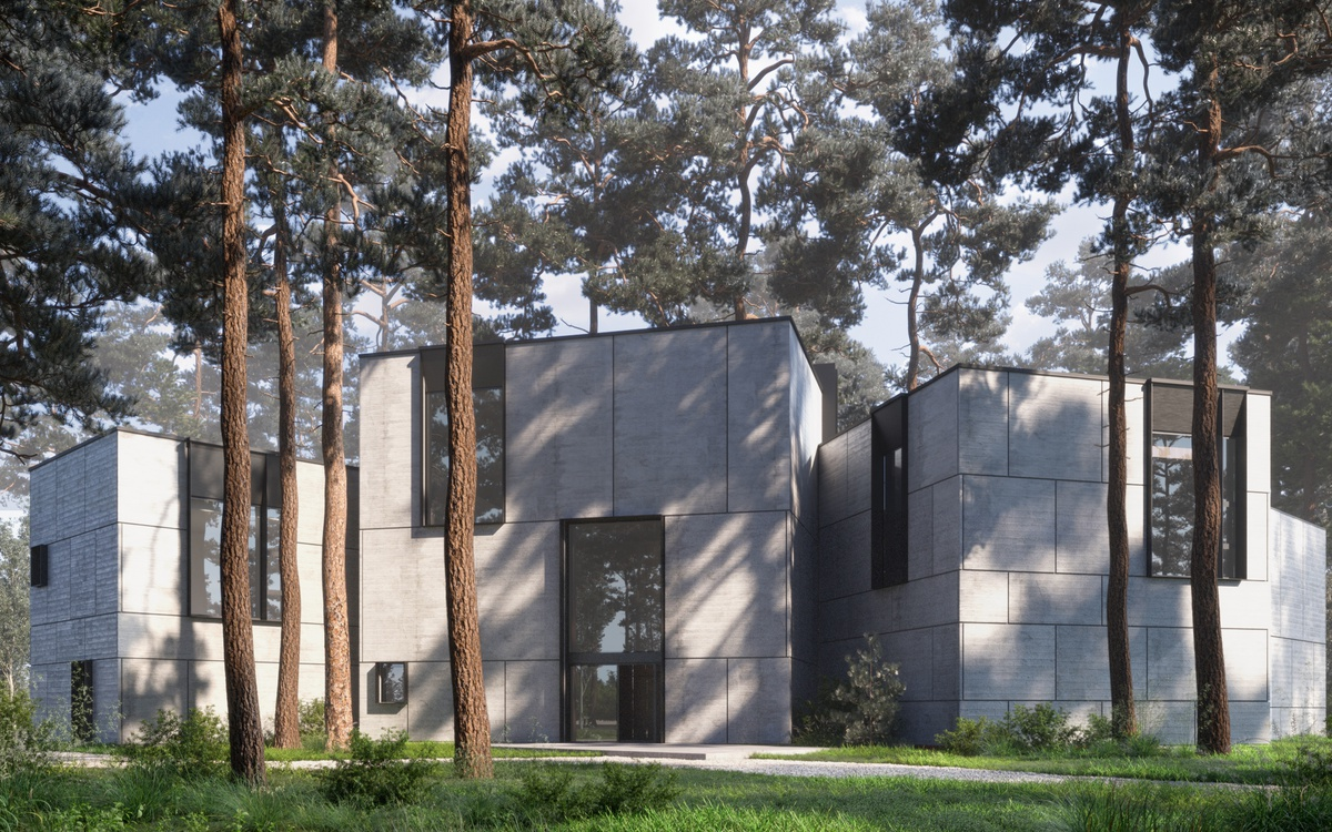 Private house in Jurmala