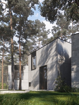 Private house in Jurmala 01