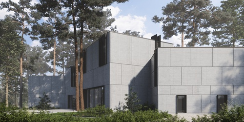 Private house in Jurmala 21